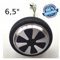 """Rueda 6,5"""" + Motor para Hoverboard - 73,60 €"""