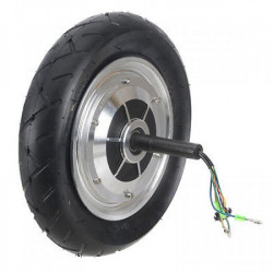 Rueda 10Motor Patinete electrico 2 ruedas
